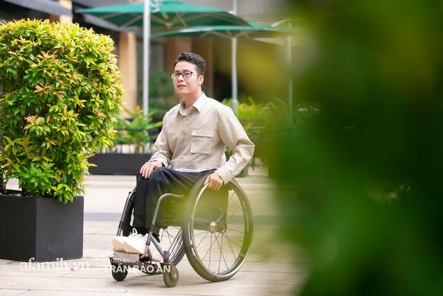 """Chàng trai đi phượt bằng xe lăn, chinh phục những con đèo hiểm trở nhất Việt Nam: Mất 10 năm định nghĩa hai từ """"tự do"""" bằng cách chưa ai từng làm! - Ảnh 6."""