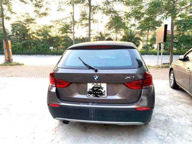 7 năm chạy 75.000km, BMW X1 bán lại rẻ hơn Kia Seltos gần 100 triệu đồng - Ảnh 3.