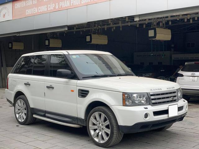 Sau 12 năm, Range Rover Sport bán lại ngang giá Hyundai Tucson thế hệ mới - Ảnh 1.