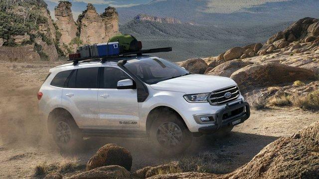 Ford Everest BaseCamp - SUV 7 chỗ chuẩn bài cho dân phượt, giá quy đổi từ 1 tỷ đồng - Ảnh 1.