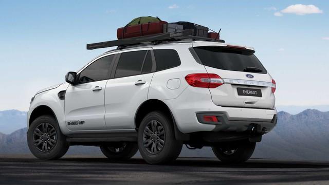 Ford Everest BaseCamp - SUV 7 chỗ chuẩn bài cho dân phượt, giá quy đổi từ 1 tỷ đồng - Ảnh 2.