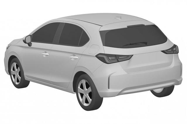 Đây là thiết kế Honda City Hatchback sẵn sàng ra mắt vào 24 tới đây? - Ảnh 2.