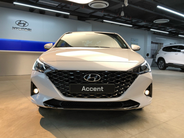 Đại lý ồ ạt nhận đặt cọc Hyundai Accent 2021: Bản full giá dự kiến cao nhất 570 triệu đồng - Ảnh 2.