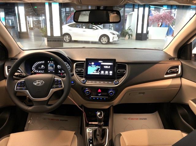 Đại lý ồ ạt nhận đặt cọc Hyundai Accent 2021: Bản full giá dự kiến cao nhất 570 triệu đồng - Ảnh 4.