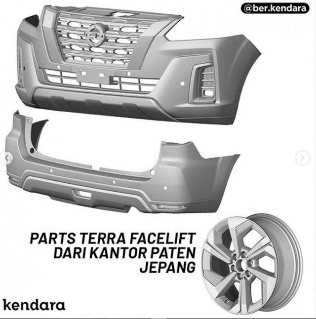 Nissan Terra lộ nhiều chi tiết trước ngày ra mắt - Ảnh 2.