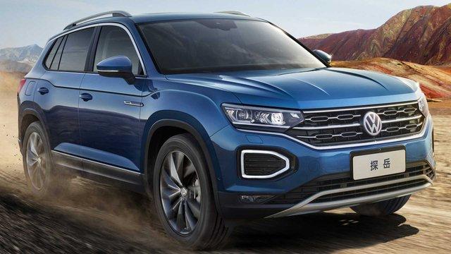 Đang bán tốt ở Việt Nam nhưng Volkswagen Tiguan Allspace có thể bị thay thế - Ảnh 1.
