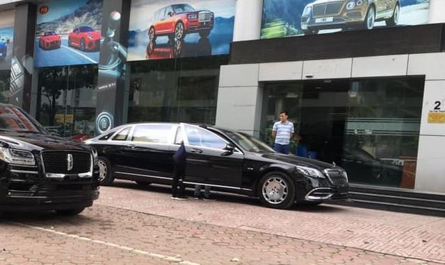 Mercedes-Maybach S 650 Pullman đầu tiên về Việt Nam, mức giá là chi tiết gây tò mò - Ảnh 1.