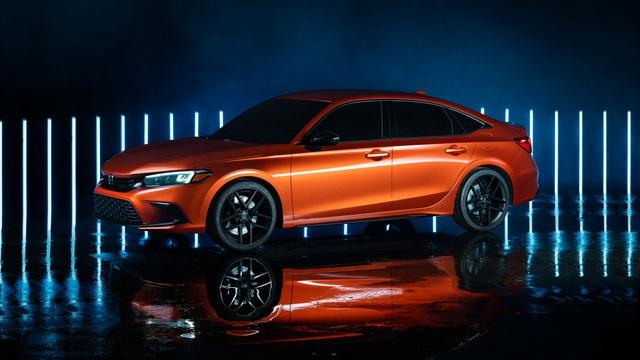 Ra mắt Honda Civic 2022 bản gần hoàn chỉnh - Tiểu Accord sẵn sàng khuấy động phân khúc C