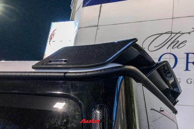 Minh nhựa lột xác con cưng Mercedes-AMG G63 Edition 1 với bộ bodykit Brabus hầm hố - Ảnh 8.