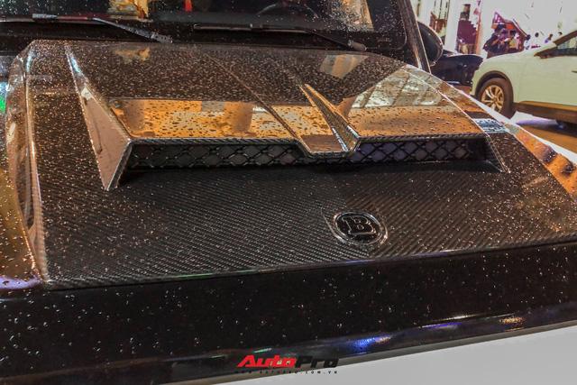Minh nhựa lột xác con cưng Mercedes-AMG G63 Edition 1 với bộ bodykit Brabus hầm hố - Ảnh 4.