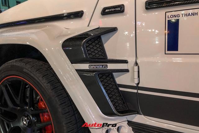 Minh nhựa lột xác con cưng Mercedes-AMG G63 Edition 1 với bộ bodykit Brabus hầm hố - Ảnh 6.