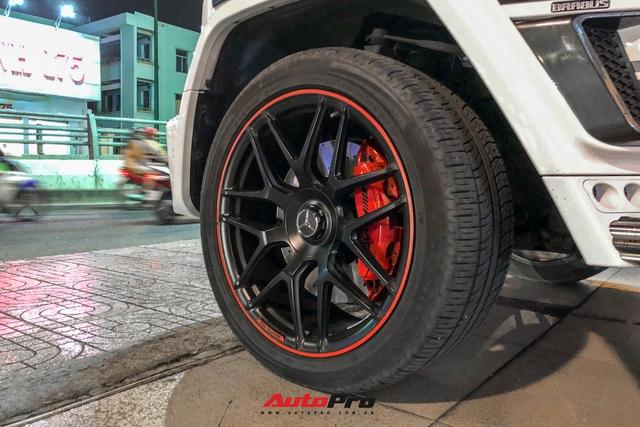 Minh nhựa lột xác con cưng Mercedes-AMG G63 Edition 1 với bộ bodykit Brabus hầm hố - Ảnh 7.