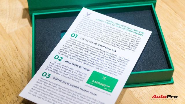'Đập hộp' quà hơn 30 triệu đang gây sốt của VinFast nhân dịp 20/11  - Ảnh 5.
