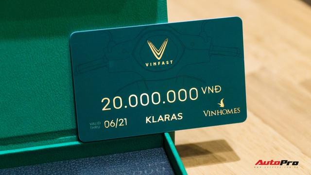 'Đập hộp' quà hơn 30 triệu đang gây sốt của VinFast nhân dịp 20/11  - Ảnh 6.