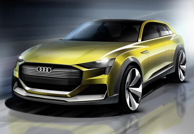 Hé lộ chi tiết đầu tiên về siêu xe điện dùng chung bởi Audi, Porsche và Bentley - Ảnh 1.