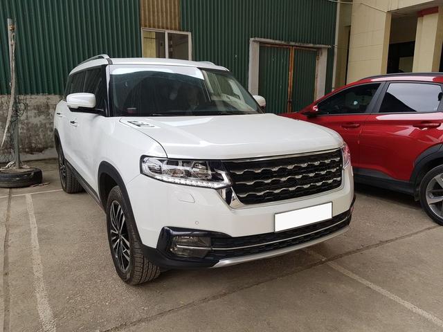 Sau 1 năm tuổi, Range Rover Trung Quốc BAIC Q7 xuống giá rẻ ngang Toyota Vios đập hộp - Ảnh 1.