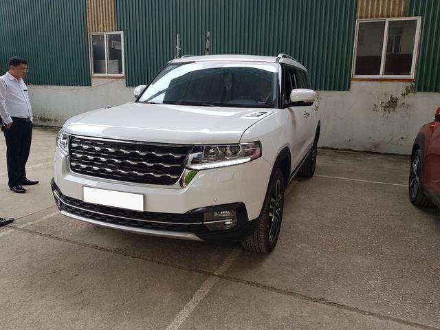 Sau 1 năm tuổi, Range Rover Trung Quốc BAIC Q7 xuống giá rẻ ngang Toyota Vios đập hộp - Ảnh 6.