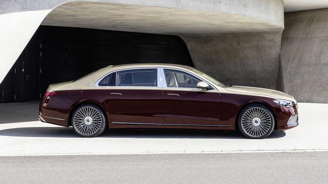 Ra mắt Mercedes-Maybach S-Class 2021: Đẹp mỹ miều, có chi tiết hệt Rolls-Royce, xứng danh xe Chủ tịch - Ảnh 3.