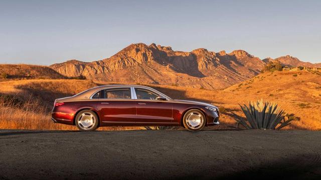 Ra mắt Mercedes-Maybach S-Class 2021: Đẹp mỹ miều, có chi tiết hệt Rolls-Royce, xứng danh xe Chủ tịch