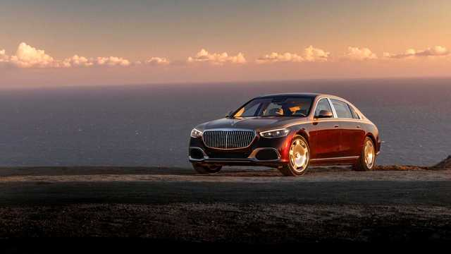 Ra mắt Mercedes-Maybach S-Class 2021: Đẹp mỹ miều, có chi tiết hệt Rolls-Royce, xứng danh xe Chủ tịch - Ảnh 1.