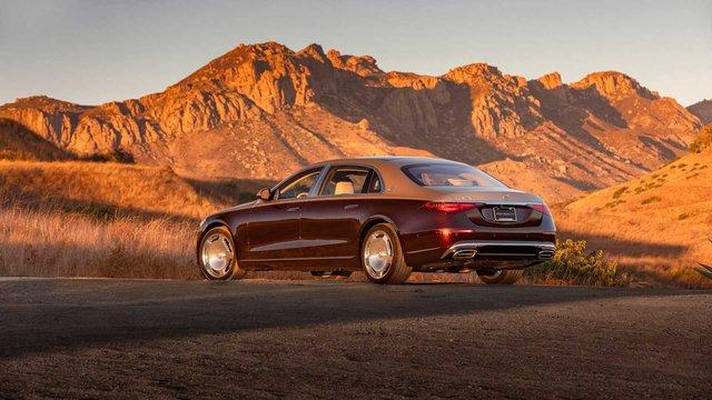 Ra mắt Mercedes-Maybach S-Class 2021: Đẹp mỹ miều, có chi tiết hệt Rolls-Royce, xứng danh xe Chủ tịch - Ảnh 2.