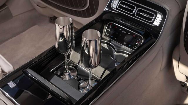 Ra mắt Mercedes-Maybach S-Class 2021: Đẹp mỹ miều, có chi tiết hệt Rolls-Royce, xứng danh xe Chủ tịch - Ảnh 6.