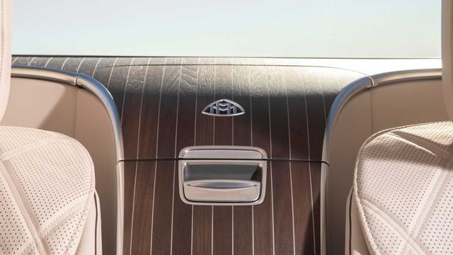Ra mắt Mercedes-Maybach S-Class 2021: Đẹp mỹ miều, có chi tiết hệt Rolls-Royce, xứng danh xe Chủ tịch - Ảnh 7.