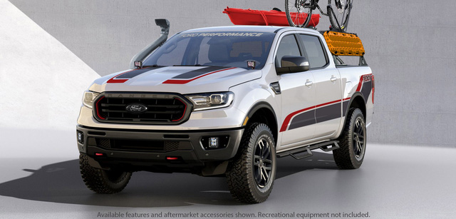 Ford lấp lửng Bronco, Bronco Sport, F-150 và Ranger đặc biệt - Ảnh 4.