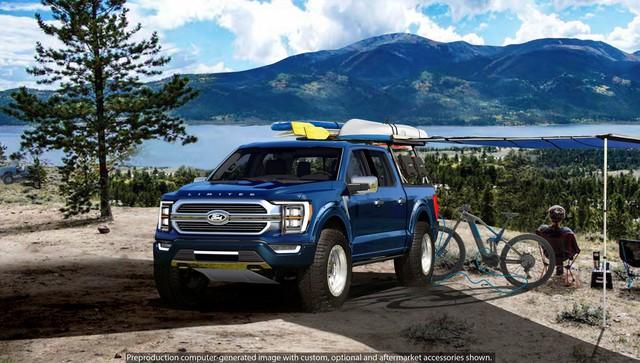 Ford lấp lửng Bronco, Bronco Sport, F-150 và Ranger đặc biệt - Ảnh 3.