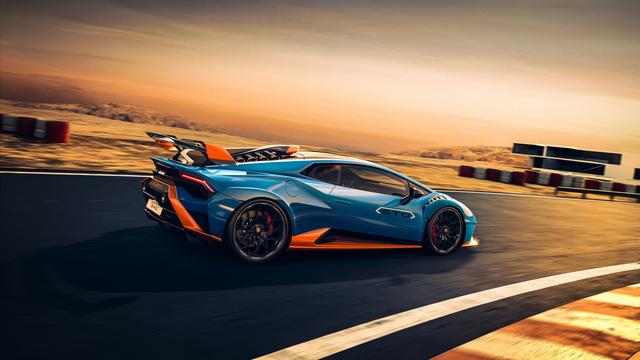 Ra mắt Lamborghini Huracan STO - Siêu bò mới cho đại gia thích tốc độ, giá quy đổi từ 7,6 tỷ đồng  - Ảnh 2.