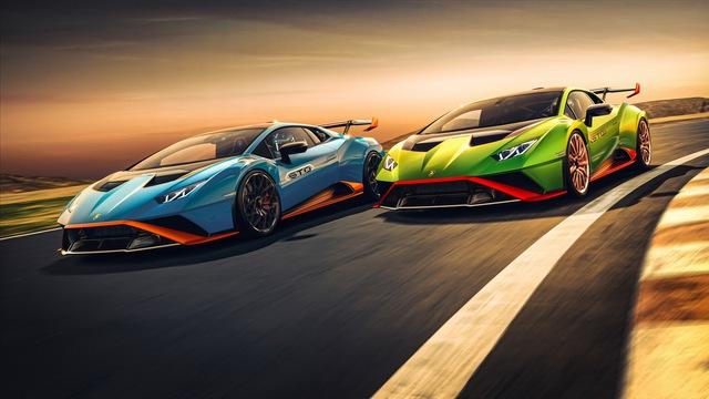 Ra mắt Lamborghini Huracan STO - Siêu bò mới cho đại gia thích tốc độ, giá quy đổi từ 7,6 tỷ đồng  - Ảnh 5.