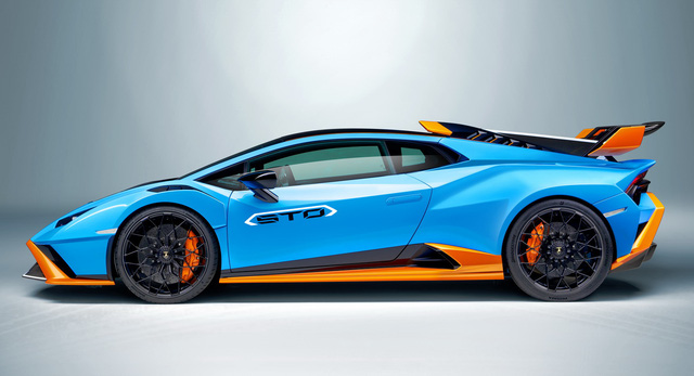 Ra mắt Lamborghini Huracan STO - Siêu bò mới cho đại gia thích tốc độ, giá quy đổi từ 7,6 tỷ đồng  - Ảnh 4.