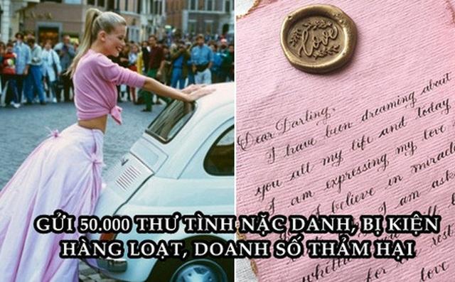 Chiến dịch marketing khiếp vía của hãng xe Fiat: Gửi thư tình nặc danh cho 50.000 phụ nữ, bị kiện hàng loạt, doanh số thảm hại - Ảnh 1.