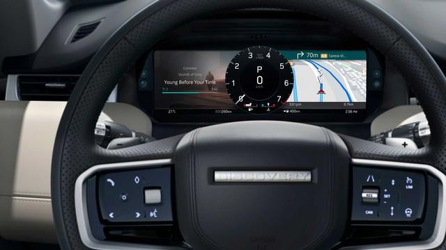 Chiều khách nhà giàu, Land Rover Discovery Sport bỏ bản thấp, thêm loạt công nghệ đỉnh  - Ảnh 5.