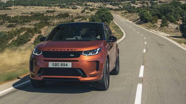 Chiều khách nhà giàu, Land Rover Discovery Sport bỏ bản thấp, thêm loạt công nghệ đỉnh  - Ảnh 1.