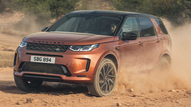 Chiều khách 'nhà giàu', Land Rover Discovery Sport bỏ bản thấp, thêm loạt công nghệ đỉnh