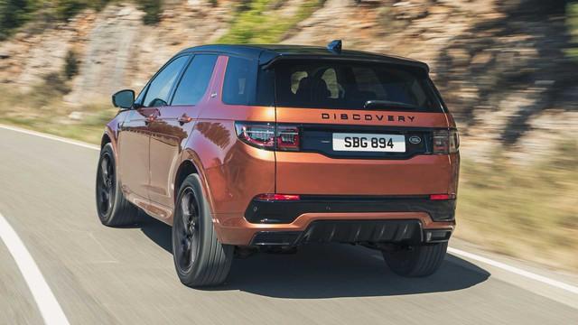 Chiều khách nhà giàu, Land Rover Discovery Sport bỏ bản thấp, thêm loạt công nghệ đỉnh  - Ảnh 2.