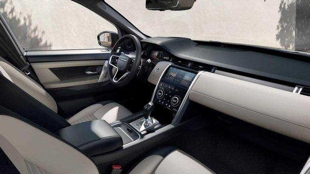 Chiều khách nhà giàu, Land Rover Discovery Sport bỏ bản thấp, thêm loạt công nghệ đỉnh  - Ảnh 3.