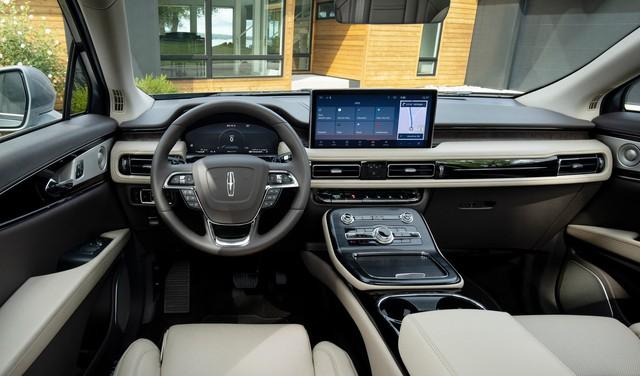 Ra mắt Lincoln Nautilus 2021: Đấu Lexus GX 460 bằng trang bị - Ảnh 1.