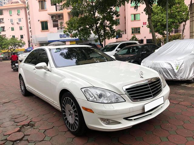 Độ kiểu Maybach, Mercedes-Benz S 550 cũ vẫn có giá rẻ hơn Toyota Corolla Altis cả chục triệu đồng - Ảnh 5.