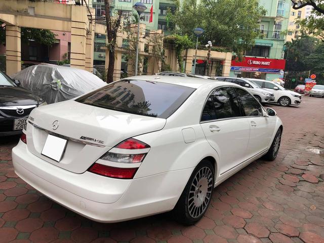 Độ kiểu Maybach, Mercedes-Benz S 550 cũ vẫn có giá rẻ hơn Toyota Corolla Altis cả chục triệu đồng - Ảnh 3.