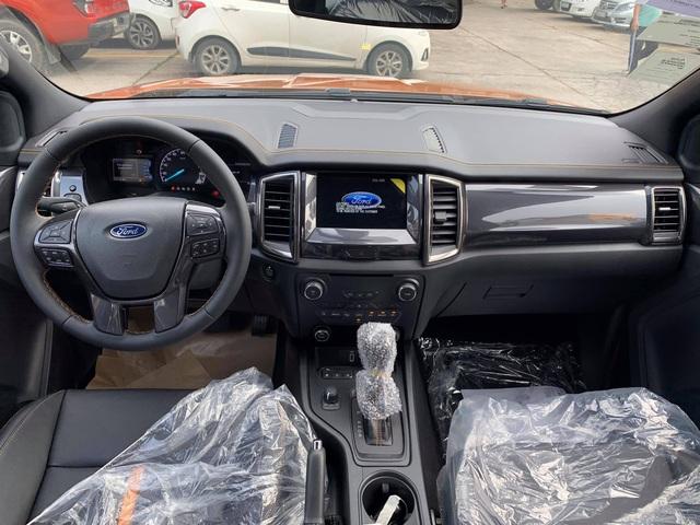 Ford Ranger Wildtrak 2021 về Việt Nam: Cắt trang bị nhưng vẫn là vua công nghệ - Ảnh 5.