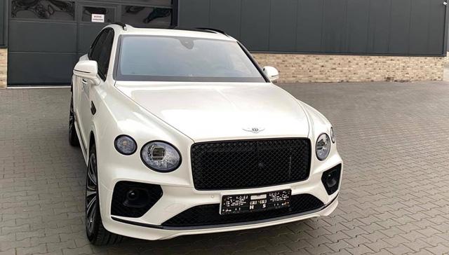 Bentley Bentayga 2021 lên đường về Việt Nam với giá dự kiến hơn 17 tỷ đồng: Nhiều khả năng có chủ ngay khi về nước - Ảnh 3.