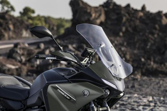Yamaha Tracer 7 GT 2021 ra mắt với nhiều trải nghiệm tốt hơn  - Ảnh 2.