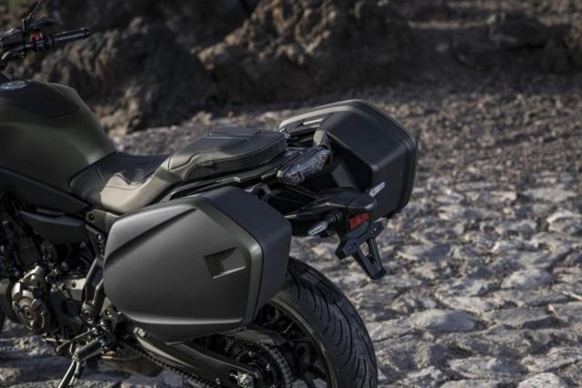 Yamaha Tracer 7 GT 2021 ra mắt với nhiều trải nghiệm tốt hơn  - Ảnh 3.