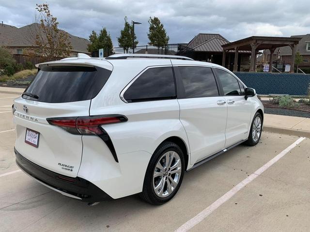Toyota Sienna 2021 về Việt Nam: Xe gia đình sang chảnh dáng như SUV, giá gần 4,5 tỷ đồng ngang ngửa Lexus RX 350 - Ảnh 6.