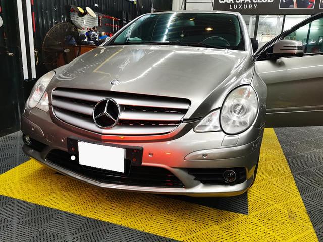Mercedes-Benz R 350 - Xe gia đình cũ rẻ hơn Mitsubishi Xpander cả trăm triệu đồng - Ảnh 2.