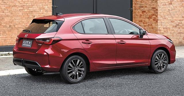 Ra mắt Honda City Hatchback: Giá quy đổi từ 460 triệu đồng, hóng ngày về Việt Nam - Ảnh 6.