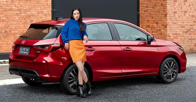 Ra mắt Honda City Hatchback: Giá quy đổi từ 460 triệu đồng, hóng ngày về Việt Nam - Ảnh 11.