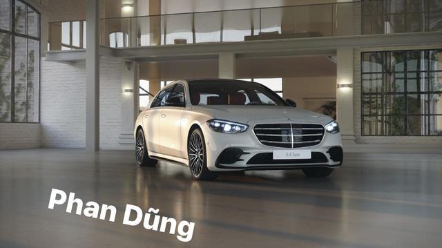 Mercedes-Benz S 500 L 2021 đầu tiên lên đường về Việt Nam, giá dự kiến 5 tỷ đồng - Ảnh 1.